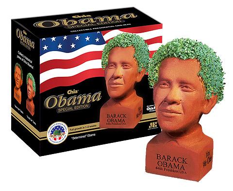 Obama-Chia-Pet
