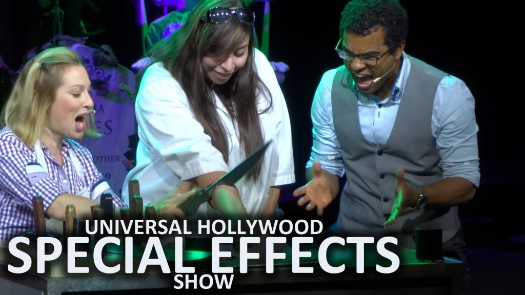 universal special effect